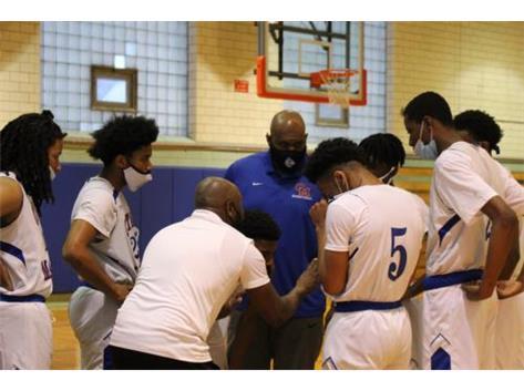 Basketball Coach Goshay