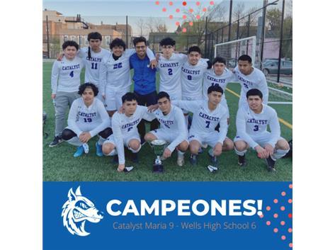 Soccer Campeones
