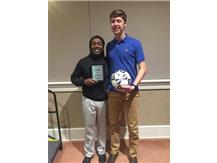 Congrats also to Trenton Gill for being selected for ALL STATE in soccer.
