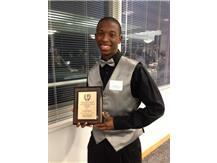 Lamar Smith-  2013 Bill Dooley Triangle E.         NFFCHF  Scholarship Award