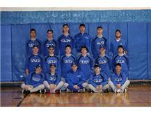 J.V. Baseball 2014