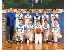 7th Grade 2018 Basketball