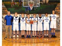 8th Grade 2018 Basketball