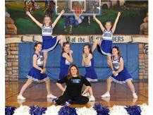 5th-8th grade Cheerleading 2018