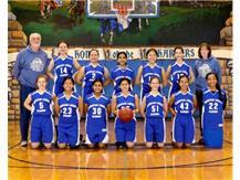 2018 SWAC Champions 7th/8th Grade Basketball