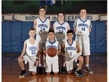 7th Grade Basketball 2019