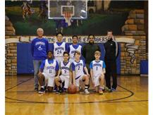 7th Grade Basketball 2019/20