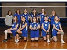 2021 Spring JV Volleyball