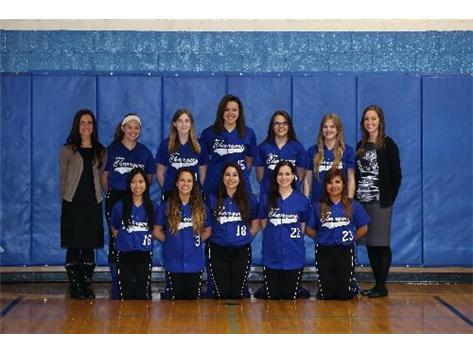 Varsity Girls Softball 2014