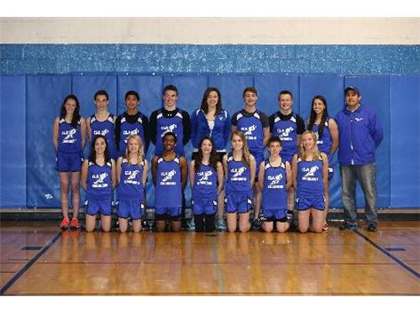 Jr. High Track & Field, Boys & Girls 2014