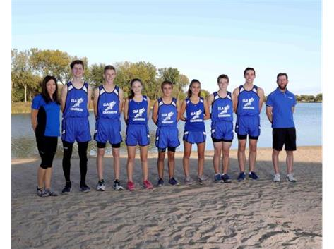 Varsity Boys and Girls Cross Country