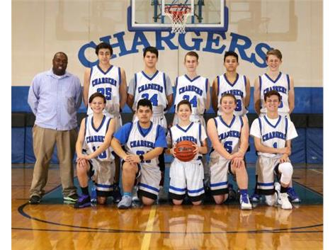 Boys 2018 JV Basketball