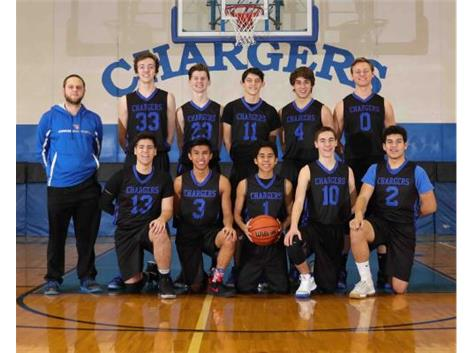 Boys 2018 Varsity Basketball