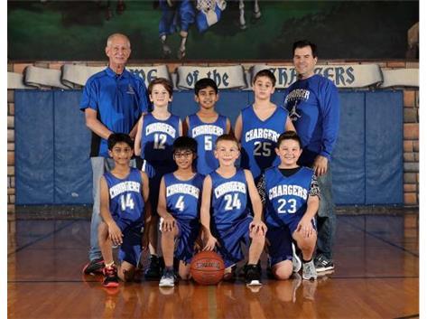 5th Grade Basketball 2019