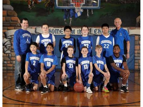 6th Grade Basketball 2019