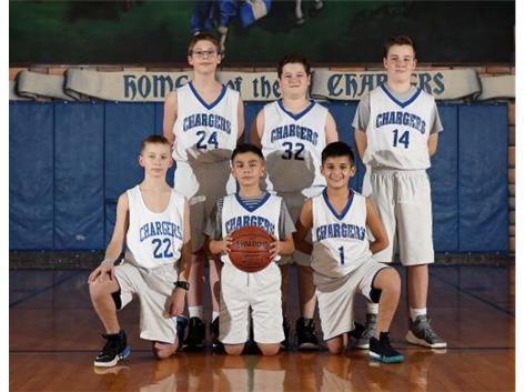 7th Grade Basketball 2019