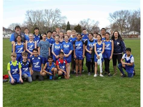 Junior High Track and Field 2019