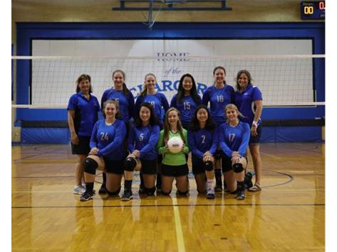 2019 Varsity Volleyball
