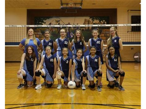 2019 5th/8th Volleyball