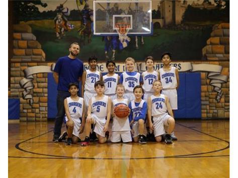 2019 5th/6th Grade Basketball
