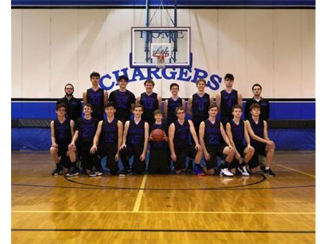 Boys Varsity Basketball 2019/20