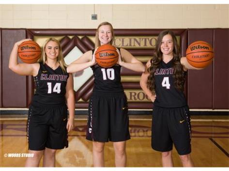 Girls Basketball Seniors: 17-18