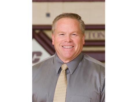 Coach Parrish