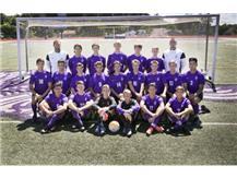 2016 JV Soccer