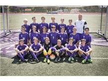 2016 Freshman Soccer