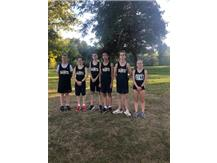 Corpus Christi 8th Grade Cross Country runners. Good Luck the rest of the season!