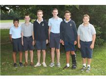 2019 Corpus Christi Boys Golf