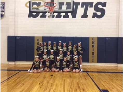 Corpus Christi Cheer Squad