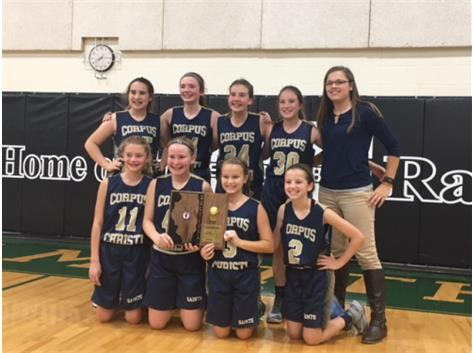7th Grade Sectional Champs