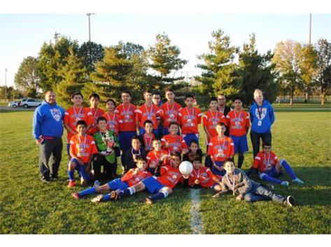 cougars soccer aurora kongsberg