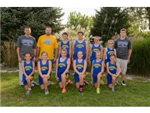 2015 Cross Country Team