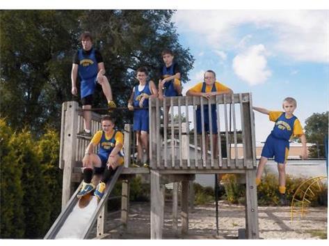 2014 Boys Cross Country Team
