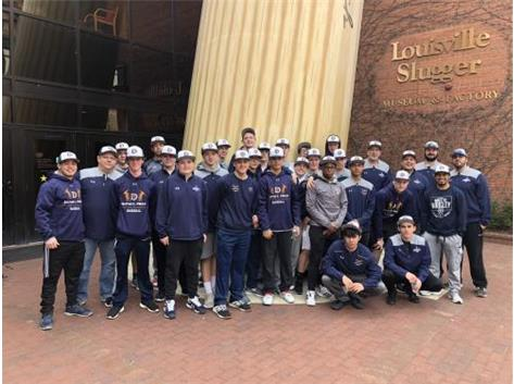 Took a visit to the Louisville Slugger Bat Museum and Factory
