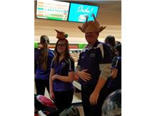 Riley Kavanaugh with Coach after three strikes in a row (Turkey)