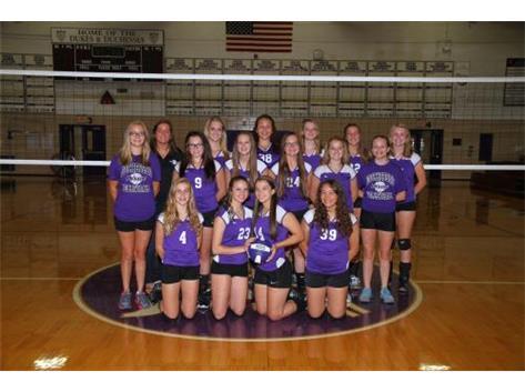 2016-17 Soph. Volleyball