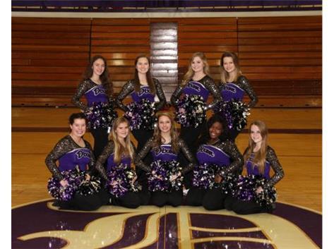 2016-17 Dance Team