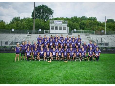 2017-18 Varsity Football