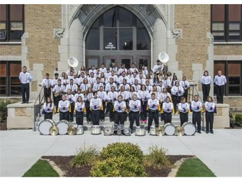 2017-18 Marching Band