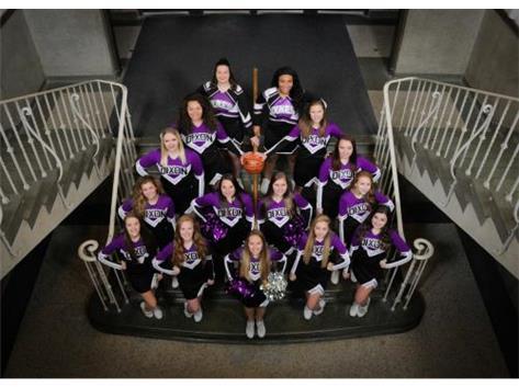 2017-18 Varsity Winter Cheerleading