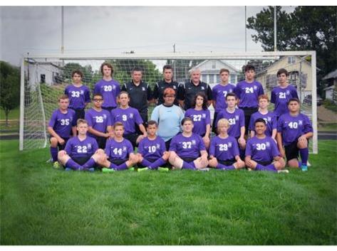 2017-18 JV Soccer