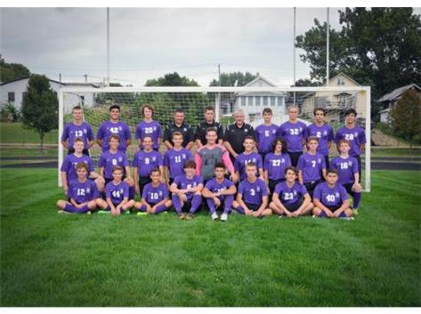 2017-18 Varsity Soccer