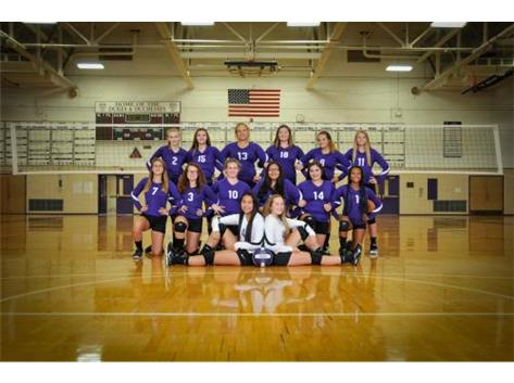2017-18 Freshman Volleyball