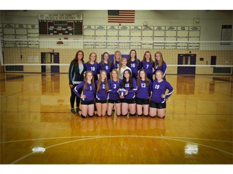 2017-18 Sophomore Volleyball