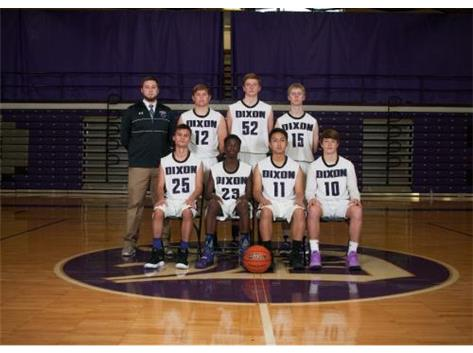 2017-18 Sophomore Basketball