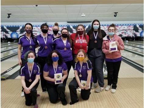 Dixon Invitational Varsity 3rd place JV 3rd place