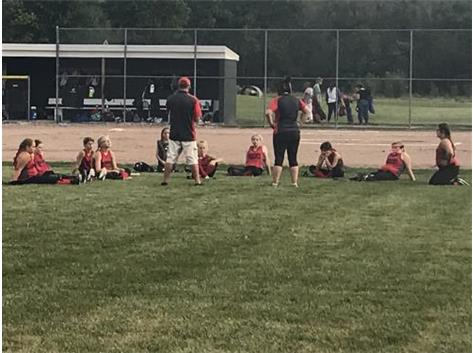 After Game Discussion  socially distanced of course :)